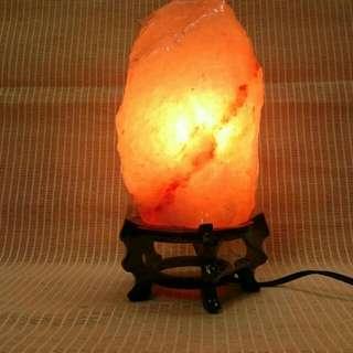 開運鹽燈 小夜燈