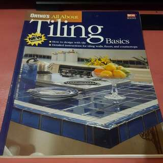 Tiling Basics Book