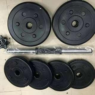 Dumbbells Set 10kg