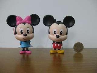 [明的玩具屋]迪士尼DISNEY米奇米妮