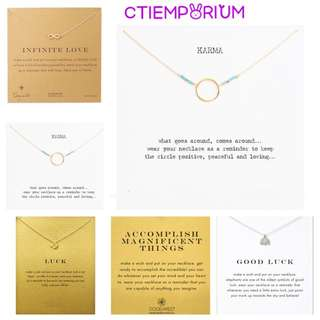 Inspirational Necklace Tokens
