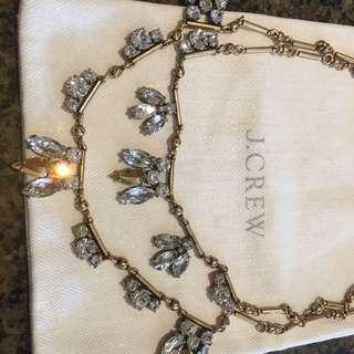 J.CREW jewellery
