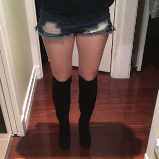 Betts Over The Knee Boots