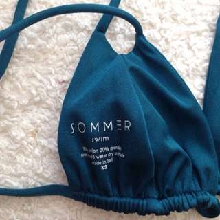 Sommer Swim, Swimmer Top, Bikini, Swim, Swimwear, Beach