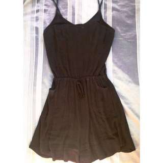 Size 8/10 Playsuit