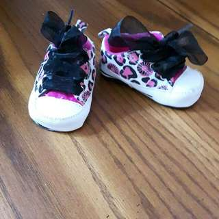 Baby Shoes (Size 3-6 Months)