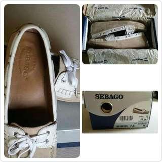 Sebago Shoes Size 7.5