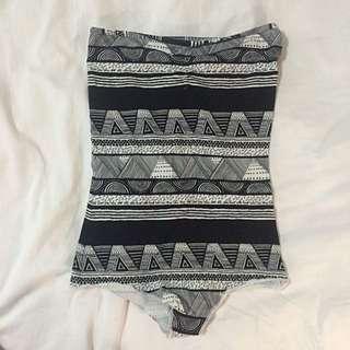 AA Pattern Bodysuit