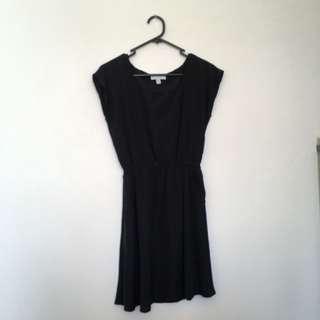Black Petit Dress