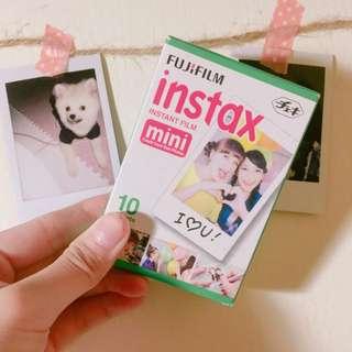 (全新)Fujifilm拍立得底片
