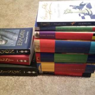 Harry Potter And Eragon