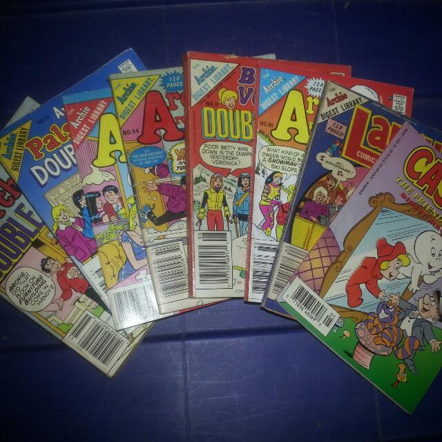 100s Of Comic Books