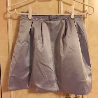 Purple Bubbly Skirt