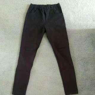 Black Stretchy Pants