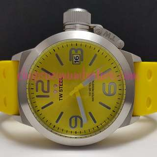 TW Steel Canteen 45 MM Oversized Watch TW520A