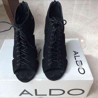Aldo Boots In Black
