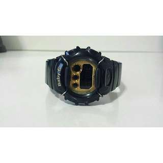 Baby G-Shock In Black