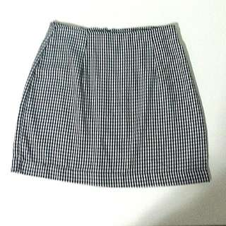 Brady Melville Checkered Skirt