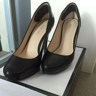NINE WEST black High Heels