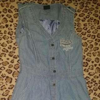 Original Vondutch soft Denim Dress