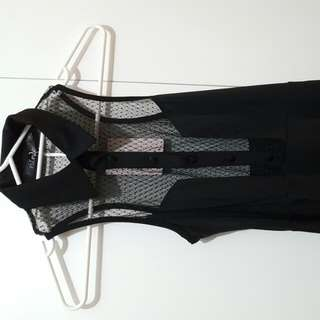 Ninie Black Dress