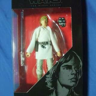 Star Wars Black Series Tatooine LUKE SKYWALKER Mint in Box