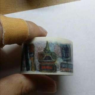 紙膠帶二手捲