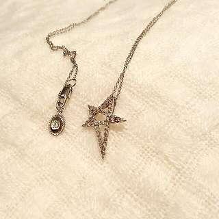 Star by Yun 水晶星星長鍊