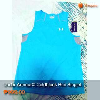 Under Armour© Coldblack Run Singlet