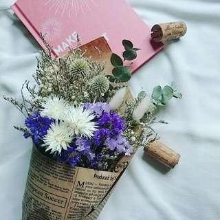 乾燥花花束/ 歡迎客製 /送禮婚禮小物