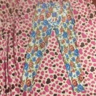 celana legging warna
