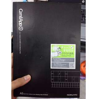 KOKUYO CamiApp Black Book
