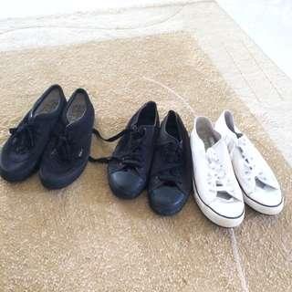 Old School Shoes/ Kasut Sekolah Lama