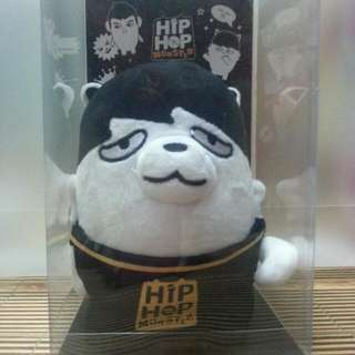 <WTS> BTS HIPHOP MONSTER PLUSHIE UNOFFICIAL