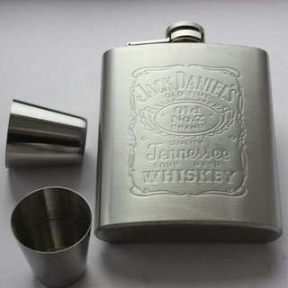 Jack Daniels Whiskey Flask