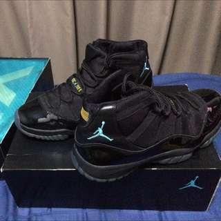8ba881cc54677e Air Jordan 11 Retro Gamma Blue