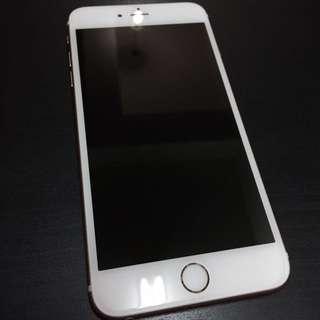 iPhone 6s Plus.  (64g)  玫瑰金