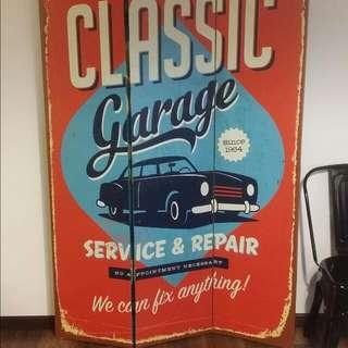 vintage divider