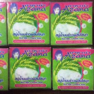 Azana Rice Milk Soap Bar