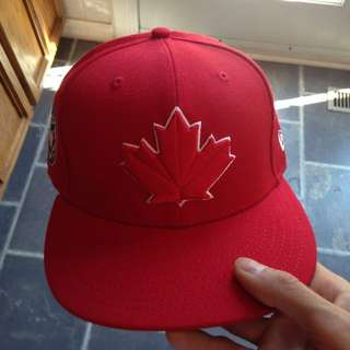 Blue Jays Authentic Smapback