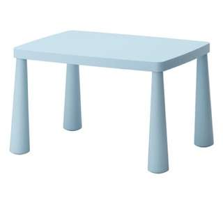 [reserved] IKEA MAMMUT TABLE