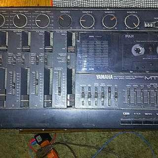 YAMAHA MT 100 II