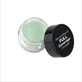 NYX Full Coverage Jar Concealer (Green)
