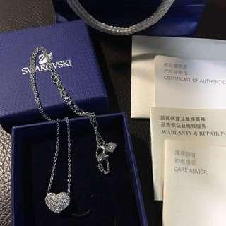 💝SWAROVSKI 施華洛世奇水晶時尚項鍊