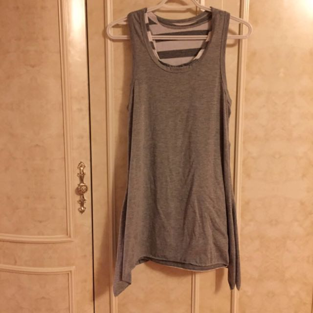 2 Piece Tank Top Dress