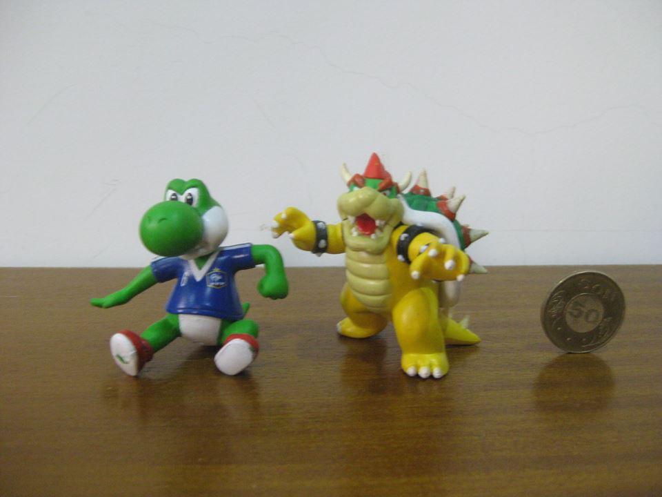 [明的玩具屋]瑪莉歐恐龍大魔王公仔