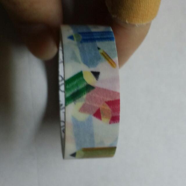 二手紙膠帶