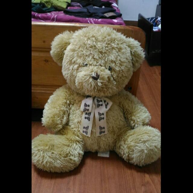 超大熊熊玩偶
