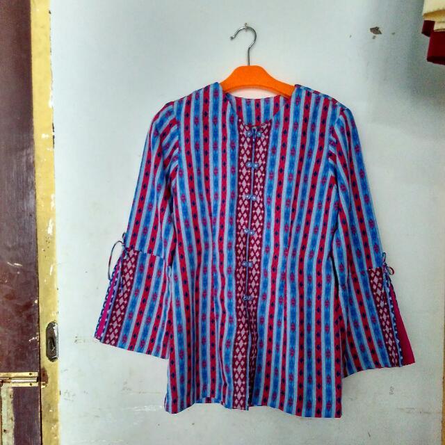 Baju Batik Cewek