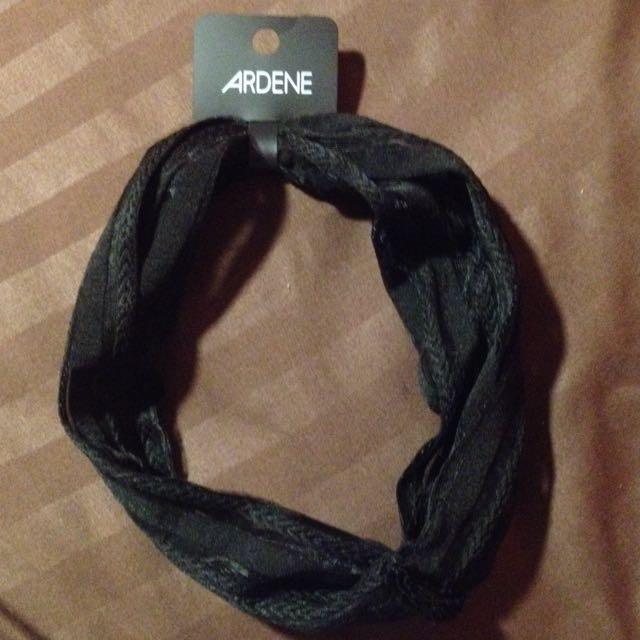 Black Ardene Headband